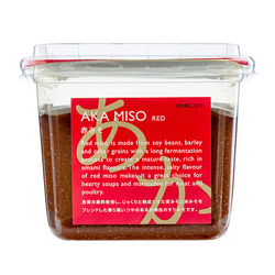 Japan centre red miso front