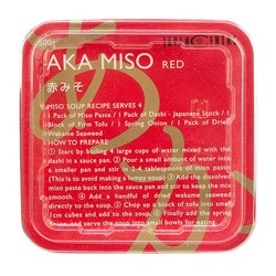 Japan centre red miso top