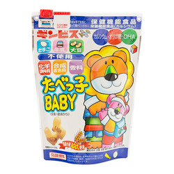 10167 ginbis tabekko baby biscuits