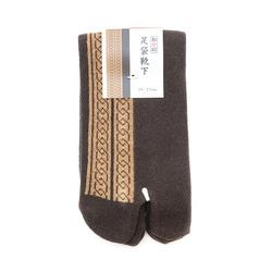 10369 socks brown chains
