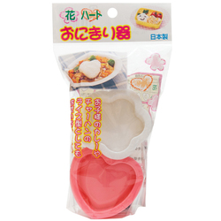 10483 heart star rice mould main