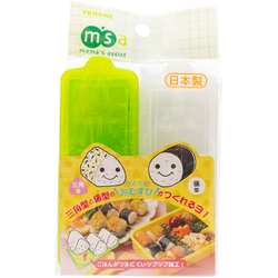 10487 mini onigiri rice moulds