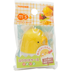 10518 chick shaped furikake holder main