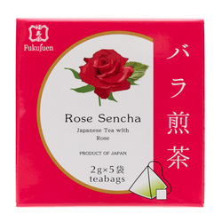 10680 fukujuen rose sencha green tea