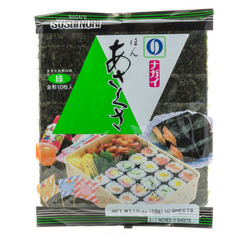 827 nagai nori seaweed green