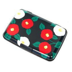 10841 card case camellia