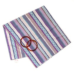 10843 furoshiki rings blue stripe