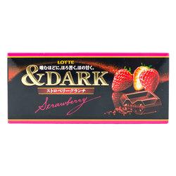 10947 lotte dark chocolate strawberry