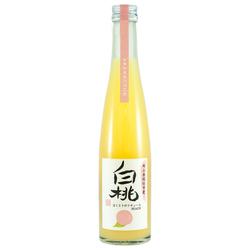 10976 yoikigen white peach liqueur