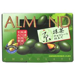11285 meiji almond matcha chocolate
