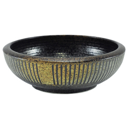 11312 bowl black green side