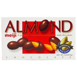476 meiji chocolate almonds