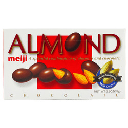 476 meiji chocolate almonds