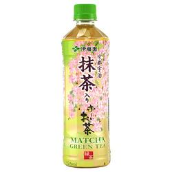 11030 ooi ocha green tea with matcha
