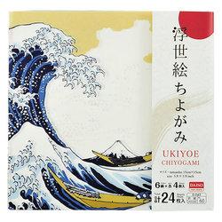 11424 ukiyoe chiyogami front
