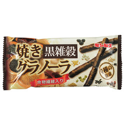 11458 ginbis black granola biscuit sticks