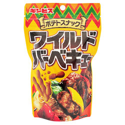 11459 wild barbecue potato snacks