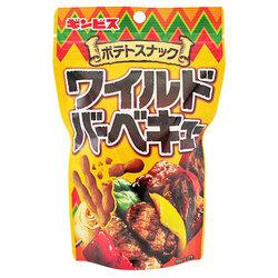 11459 wild barbecue potato snacks