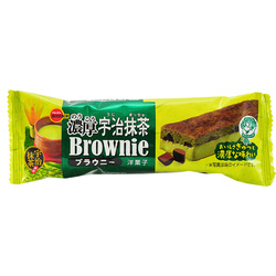 11462 bourbon matcha brownie