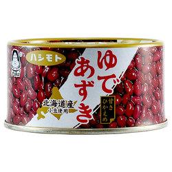 3538 hashimoto yude azuki red beans front