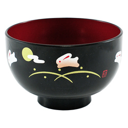 11502 miso soup bowl rabbit