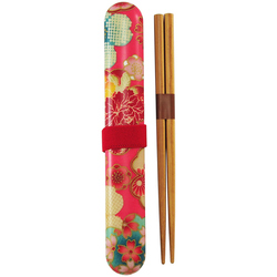 11505 chopsticks mixed flower pattern