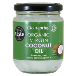 Clearspring coconut oil