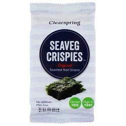Clearspring seaveg crispies