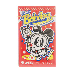 Bobdog candy sticks cola