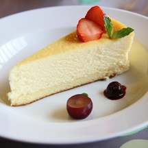 Photo soy rare cheesecake
