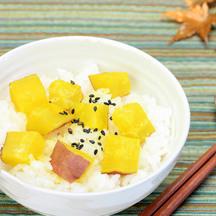 1041 sweet potato rice
