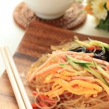 Photo shirataki salad