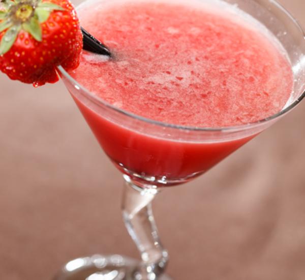 Japan Centre - Strawberry Sake Cocktail