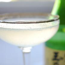 Sake fizz cropped