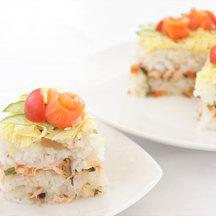 Sushi cake edited