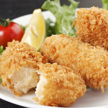 Crab cream croquettes