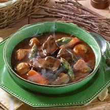 Hayashi beef potage