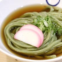 Matcha udon