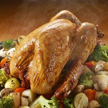 Shio koji roast chicken