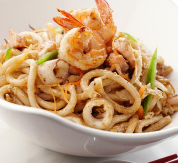 Yaki Udon Stir-fry Noodles