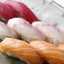 Photo nigiri sushi