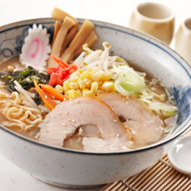Photo japanese ramen noodles
