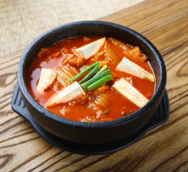 Korean Style Kimchi Nabe Hot Pot