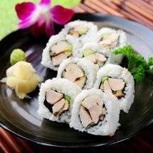 277 turkey sushi roll