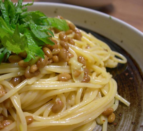 Natto Pasta