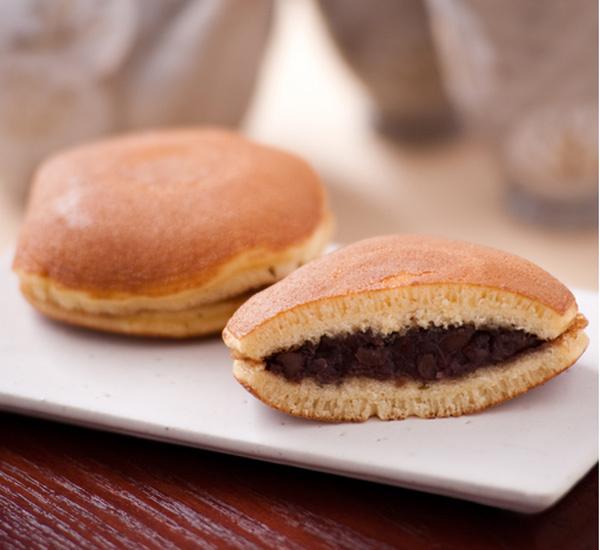 Dorayaki Pancakes