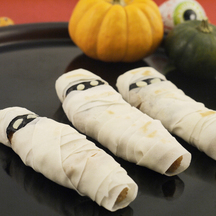 Photo spooky chicken kara age mummies