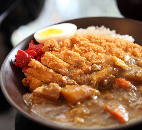 Japanese Pork Katsu Curry Recipe - Japan Centre
