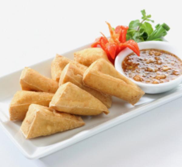 Atsuage Deep Fried Tofu