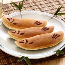 781 mochi fishy pancakes
